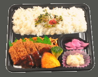 【A-27-5】とんかつ弁当